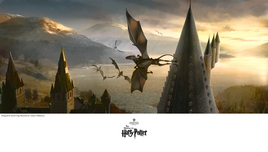 Harry Potter Artwork Harry Potter Artwork Thestrals to London